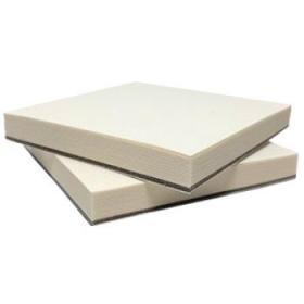 Popierius kompozitų ir cemento maišymui 7,5x7,5 cm, 50 vnt.