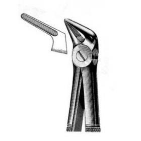 Replės chirurginės apatinėms šaknims