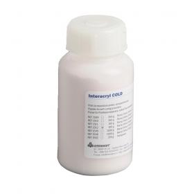 Plastmasė Interacryl Cold milteliai, 1000 g