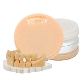 PMMA CAD/CAM diskas