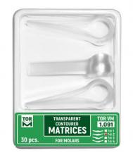 Plastikinės kontūrinės matricos