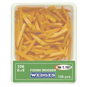 Mediniai kaiščiai oranžiniai, XS dydis, 100 vnt.