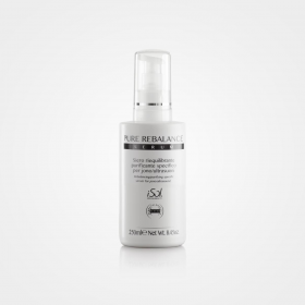 ISOL Odą balansuojantis, valantis serumas, PURE REBALANCE SERUM iono/ultrasound, 250 ml
