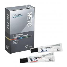 Laikinas cementas be eugenolio NETC, 40 g+14 g