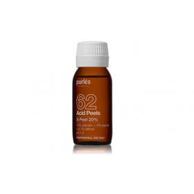 Purles 62 Cheminis pilingas S-Peel 20 %, 60 ml