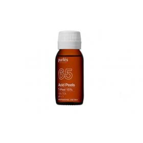 Purles 65 Cheminis pilingas T-Peel 15 %, 30 ml