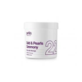 Purles 22 Švytinti gelinė priemonė masažui, 300 ml