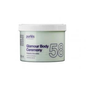 Purles 58 Pistacijų kūno kremas, 500 ml