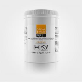 ISOL Stangrinantis gelis kūno įvyniojimui, DRENA-TONE GEL, 1000 ml