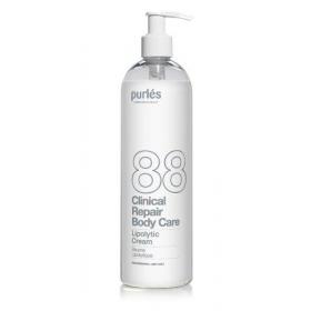 Purles 88 Clinical Repair Body Care Lipolytic Cream, Liekninantis kremas kūnui, 500 ml