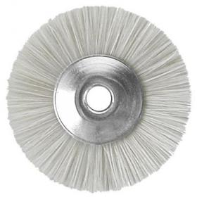 Šepetėlis šerinis su laikikliu švelnus, 23 mm
