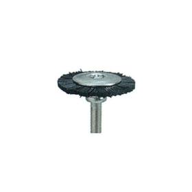Šepetėlis šerinis su laikikliu, kietas, 14 mm