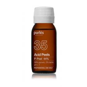 Purles 35 Cheminis pilingas P-Peel 44%, 50 ml
