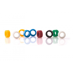 Guminiai žiedai ID-Rings, 50 vnt.