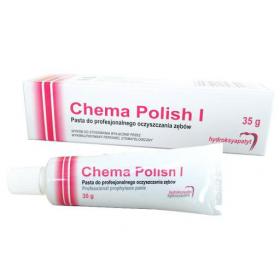 Poliravimo pasta Chema Polish type I, 35 g