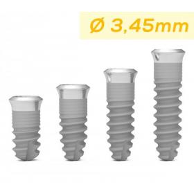 ICX-Premium plus implantas Ø 3,45 mm
