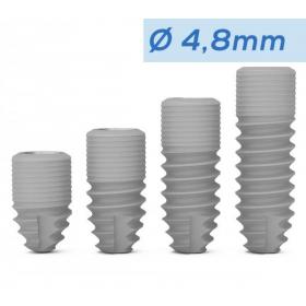 ICX-Premium implantas Ø 4,8 mm