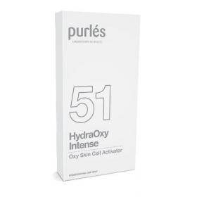 Purles 51 Oxy Skin Cell Aktyvatorius, 10 x 2 ml