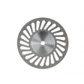 Diskas deimantinis keramikos pjovimui, 22x0,20 mm