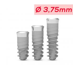 ICX-Active Master TissueLevel implantas Ø 3,75 mm