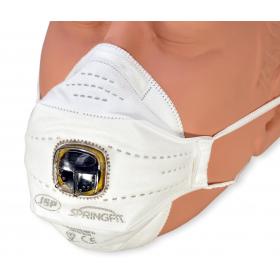 Respiratorius kaukė FFP2 su vožtuvu Springfit