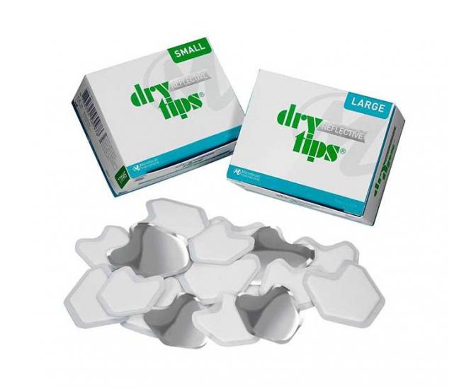 Seilių absorbentai Reflective DryTips, 50 vnt.