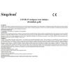Covid-19 greitasis antigenų testas iš seilių, 1 vnt.