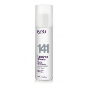 Purles 141 Clinical Repair Body Care Lipolytic Cream, Liekninantis kremas kūnui, 200 ml