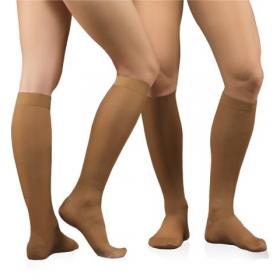 Medicininės tamprios kompresinės kojinės iki kelių, dengiančios pirštus, universalios, ELAST 0401 LUX