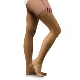 Medicininės tampriosios kompresinės kojinės, I kompresijos klasė (18-21 mm Hg),  ūgis 1 (158-170), ELAST 0402 Slimline