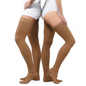Medicininės tampriosios kompresinės kojinės ilgos, dengiančios pirštus, universalios, ELAST 0402 LUX