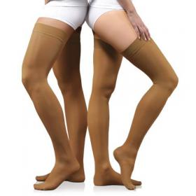 Medicininės tampriosios kompresinės kojinės, dengiančios pirštus, universalios, ELAST 0402