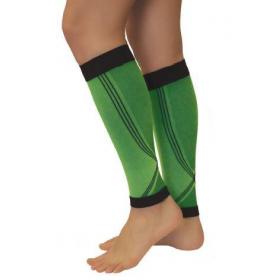 Medicininės tampriosios kompresinės kojinės nuo kelių iki kulkšnių, universalios, I kompresijos klasė (18-21 mm Hg), ELAST 0408-01 Activ