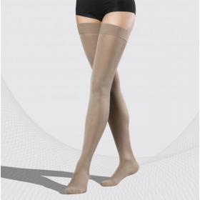 Medicininės tampriosios kompresinės kojinės, dengiančios pirštus, universalios, I kompresijos klasė (18-21 mm Hg), ELAST 0402 Soft