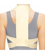 Kaklinės ir krūtininės stuburo dalių įtvarai