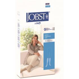 Medicininės tampriosios kompresinės kojinės iki kelių, dengiančios pirštus, II (20-30mmHg) kompresijos klasė, JOBSTSoSoft