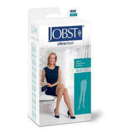 Medicininės tampriosios kompresinės pėdkelnės nėščiosioms, dengiančios pirštus, II (20-30mmHg) kompresijos klasė, JOBSTMaternity UltraSheer