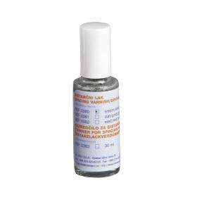 Tarpinis lakas sidabrinis, 13 - 16 mic, 16 ml