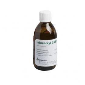 Plastmasė Interacryl Cast skystis, 500 ml