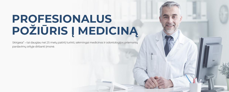 Medicininės priemonės