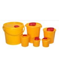 Atliekų konteineriai ir kitos priemonės