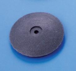 Diskas elastinis poliravimui be laikiklio grubus