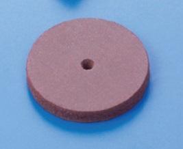 Diskas elastinis poliravimui be laikiklio švelnus