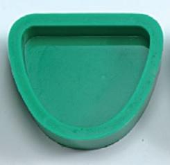 Forma modeliui guminė plokščio tipo L