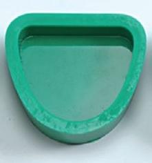 Forma modeliui guminė plokščio tipo M