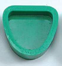 Forma modeliui guminė plokščio tipo S