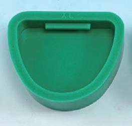 Forma modeliui guminė griovelio tipo XL